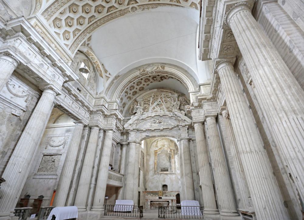 Eglise San Francesco de Montegiorgio