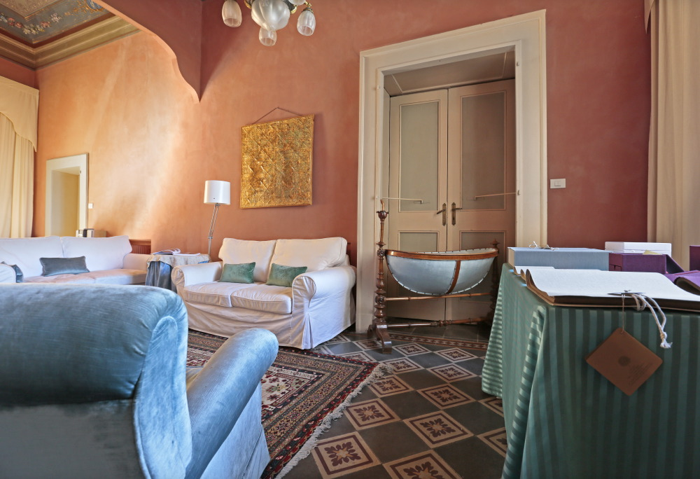 B&B de luxe au Palazzo Romani Adami à Fermo