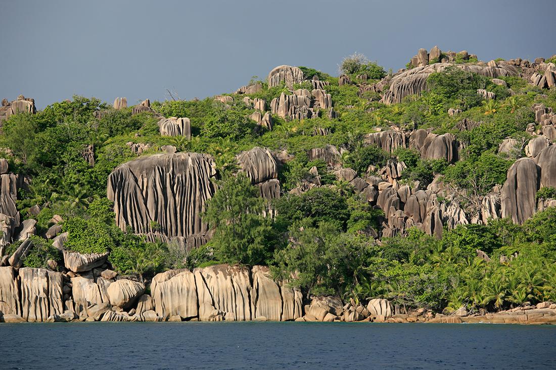 îles de granite