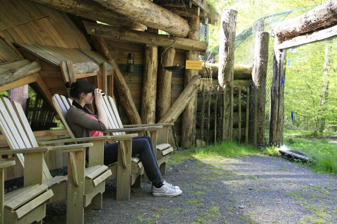 La tanière du Hobbit à Ste Croix