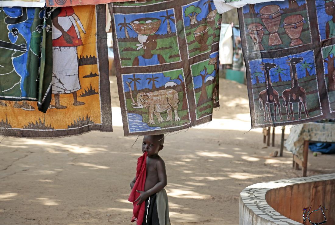 Sur un 'Craft Market'