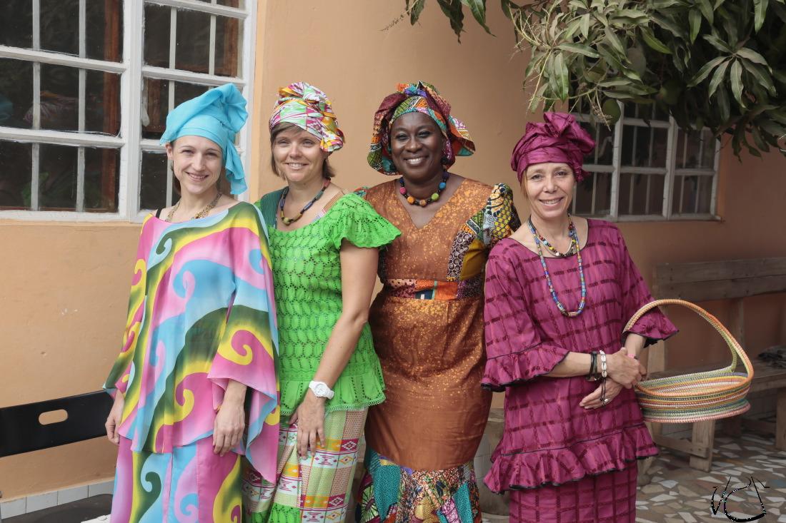 Toutes de fières Gambiennes !