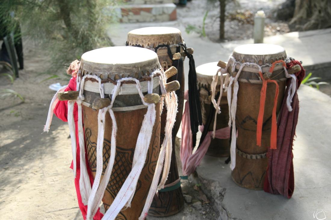 Des percussions pour exorciser le passé