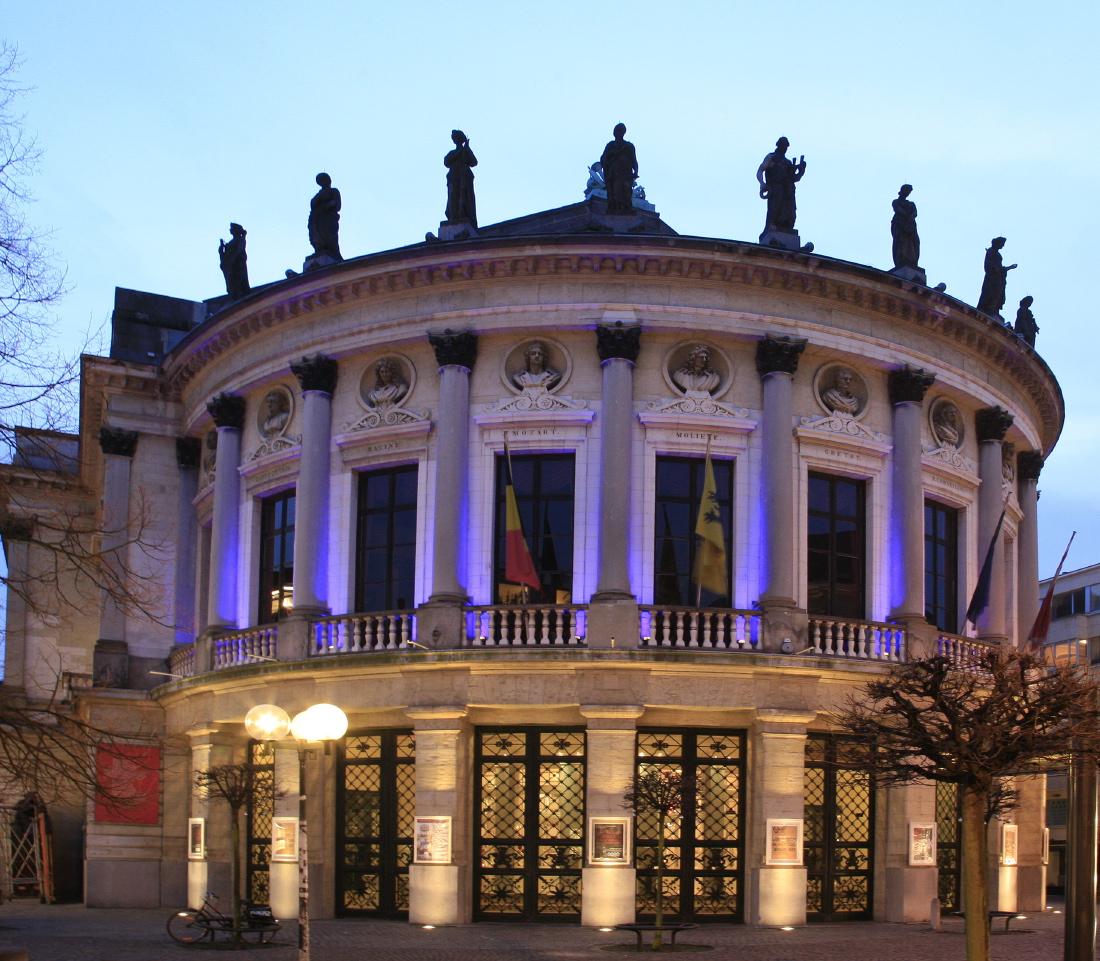 Bourla Theatre, un lieu magique !