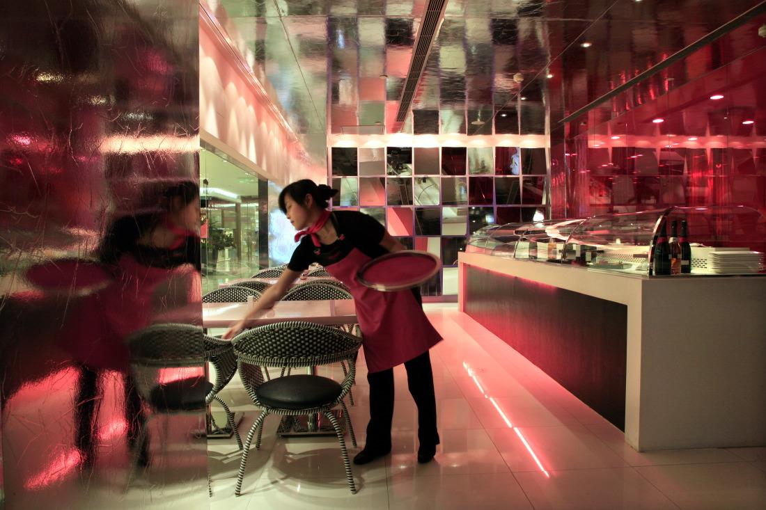 Fauchon Paris le Café, 2/F Shin Kong Place, Beijing