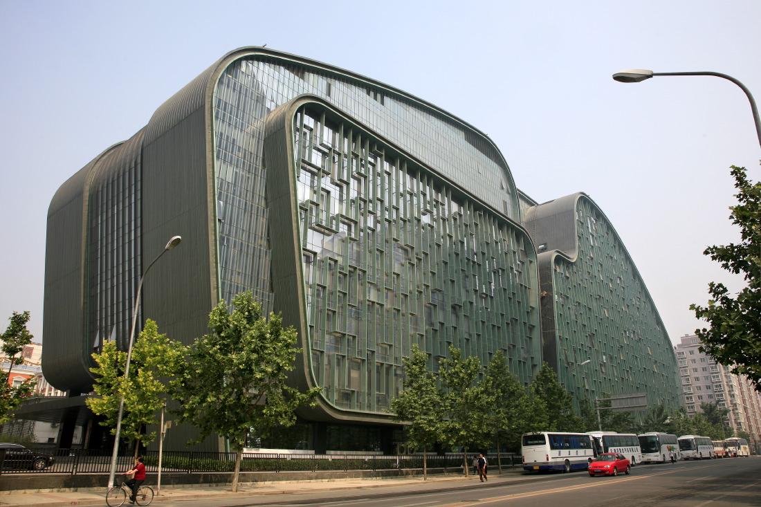 BeijingOlympicMediaCenter, ChaoYangMenNeiStreet, Dongcheng District