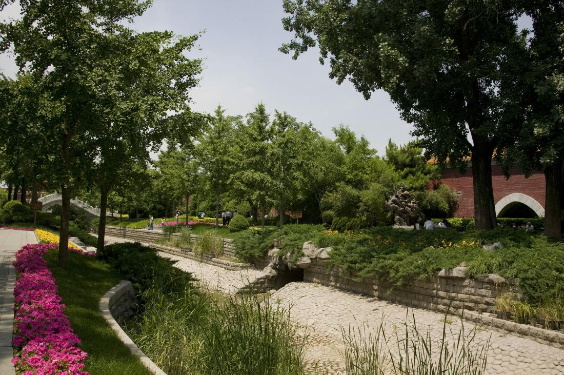 Changpu (He) River Park