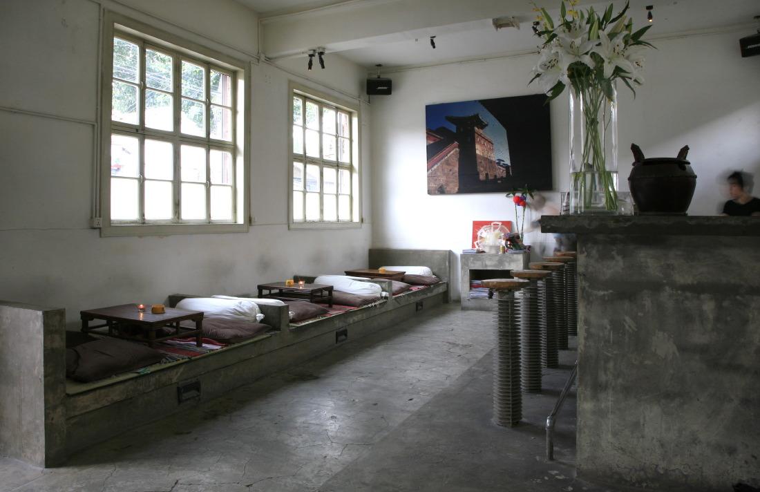 Bed Tapas & Bar, Jiu Gulou Dajie, Dongcheng District, Beijing
