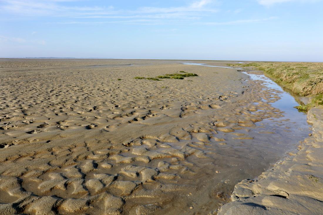 Etendues lunaires de la Baie de Somme