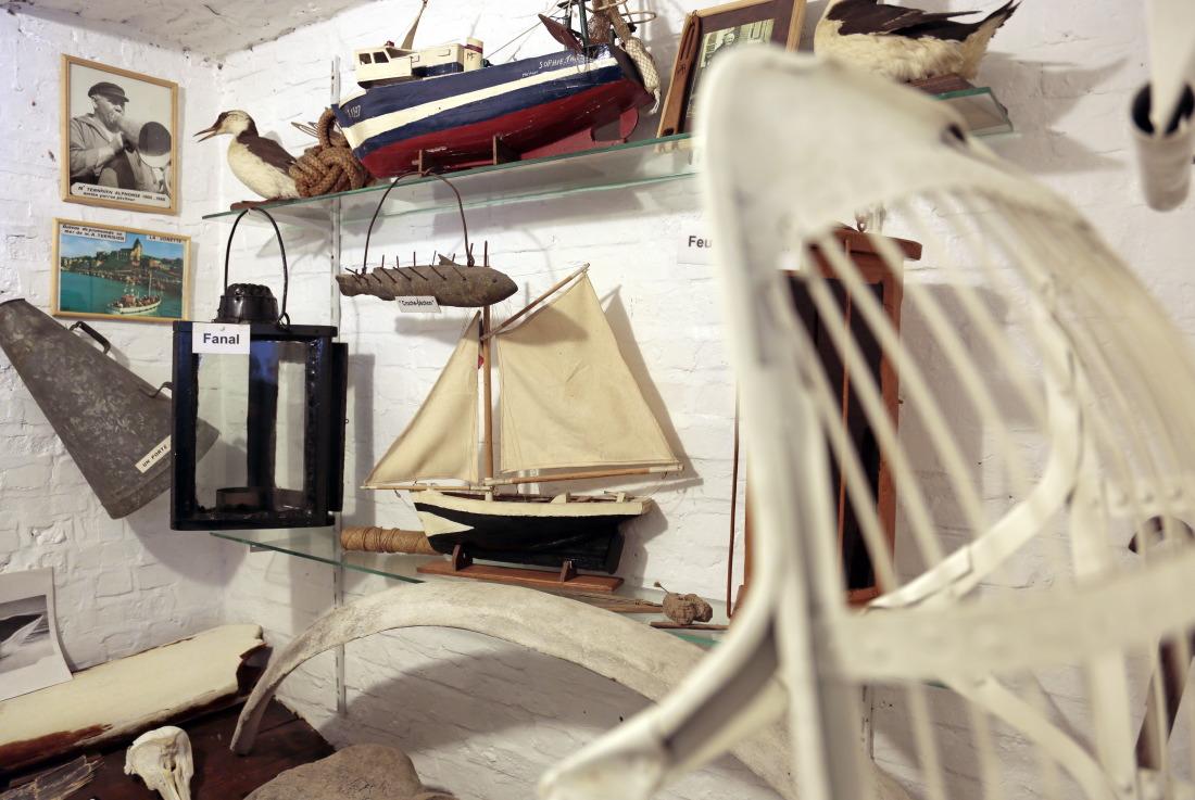 Les trésors du  Musée du Vieux Tréport