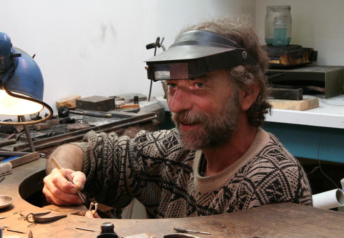 François Allier, bijoutier à St-Jean-St-Maurice