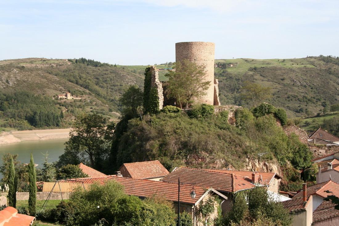 Le village mediéval de St Jean-St-Maurice