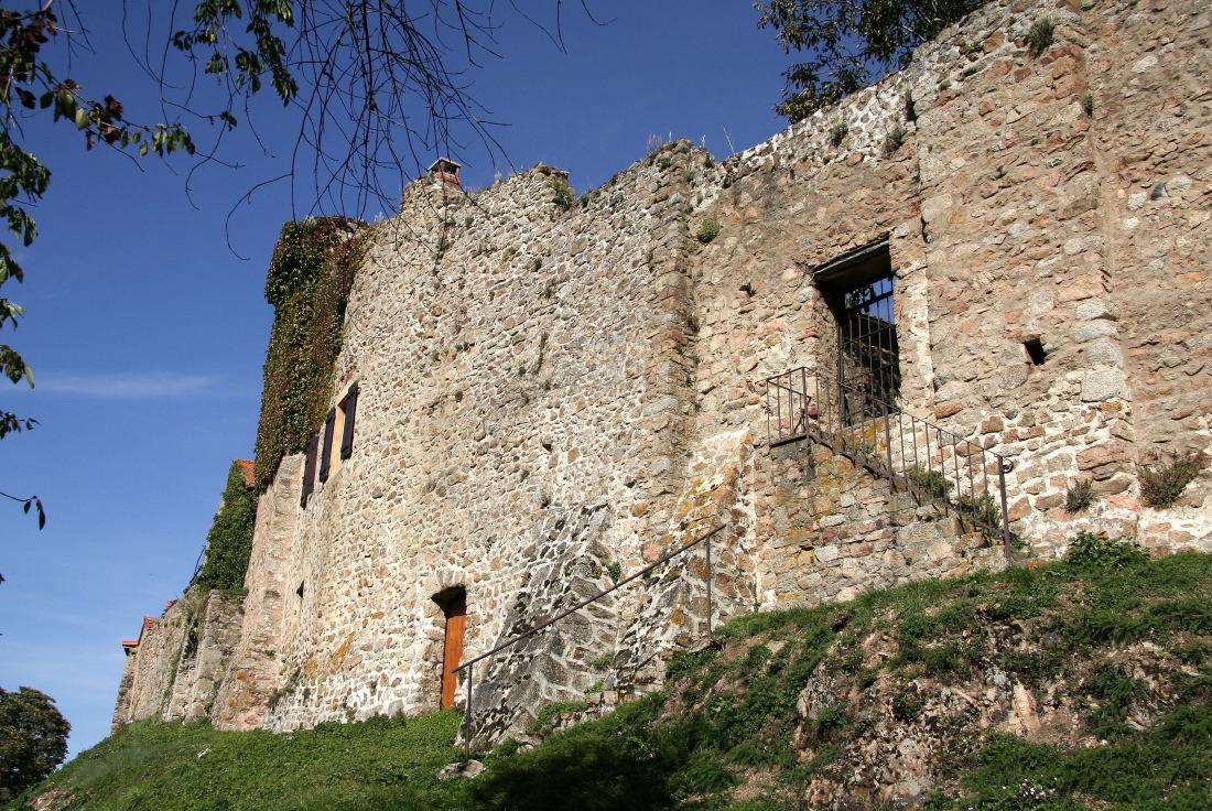 Village médiéval de St-Haon-le-Châtel