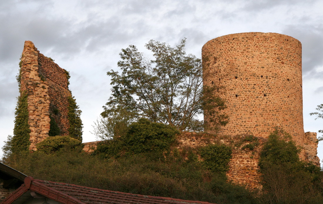 Donjon de Saint-Jean-Saint-Maurice