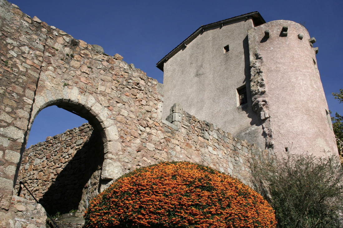 Ancienne muraille de Saint-Haon-le-Châtel