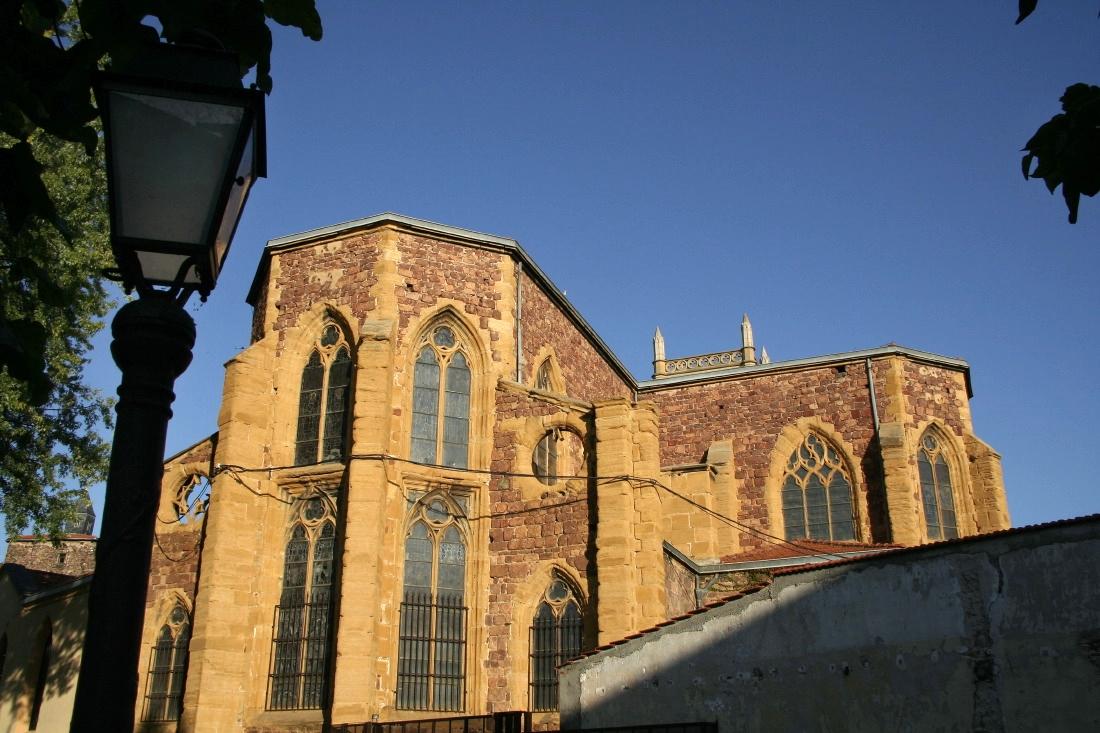 Eglise St Etienne à Roanne