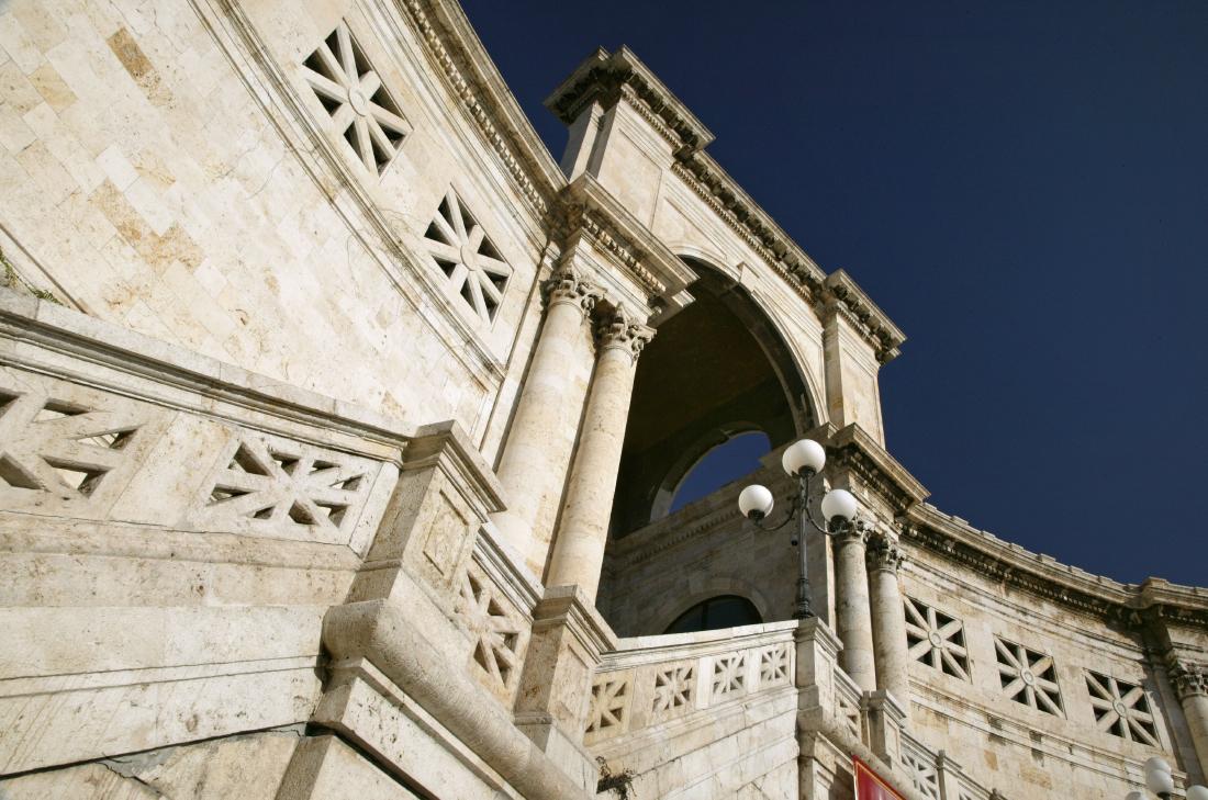 Bastion St Remy, Cagliari