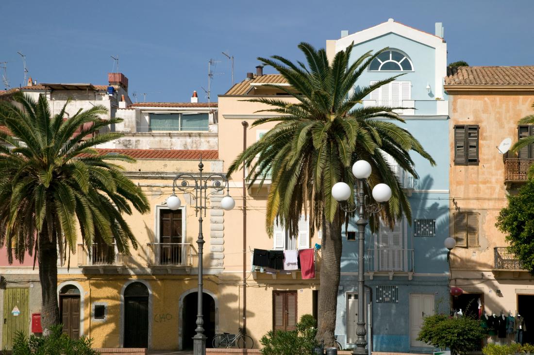 Carloforte, île San Pietro