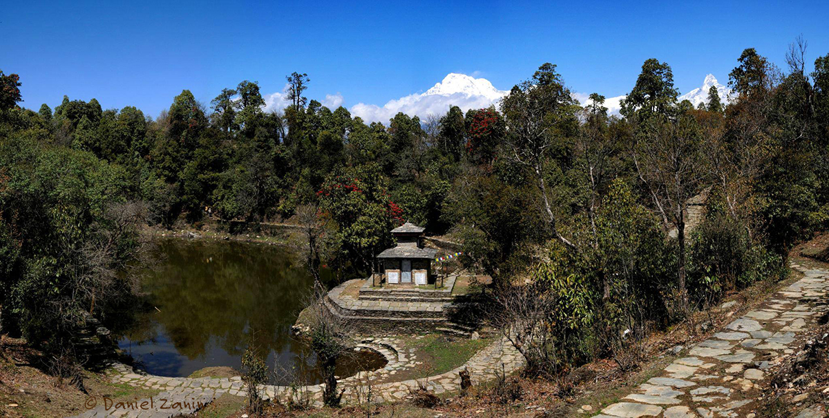 Ces villages inaccessibles du Népal, aujourd'hui réduits en poussières...