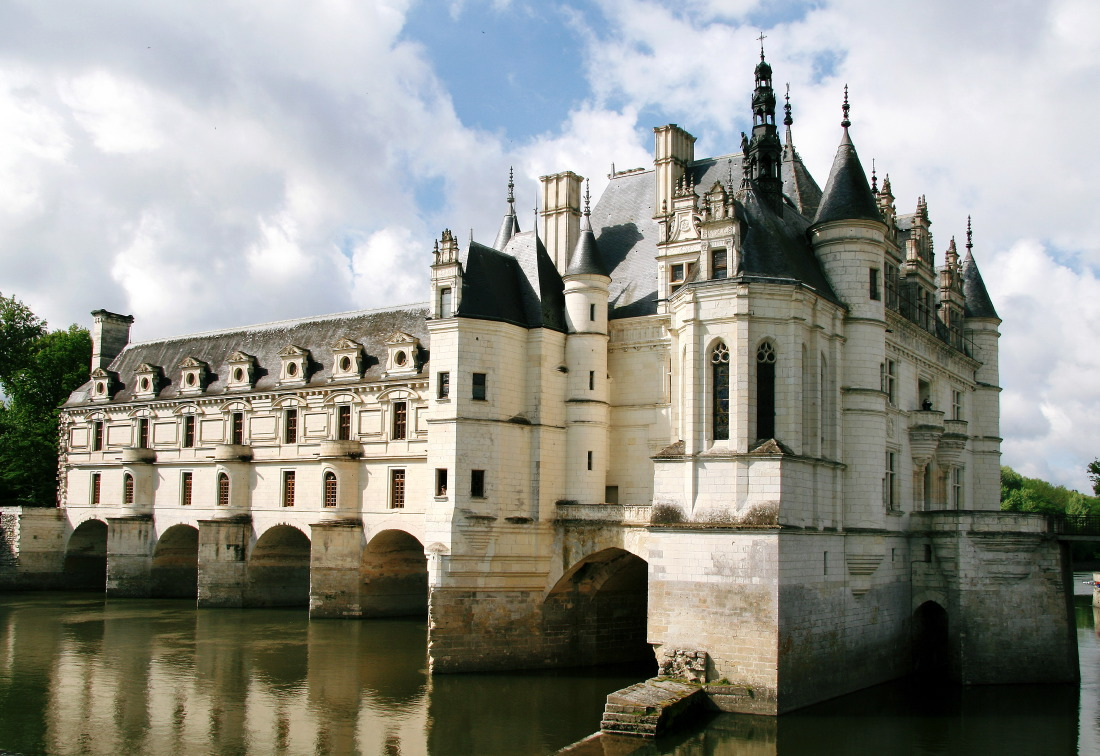 Le sublime château de Chenon, Val de Loire