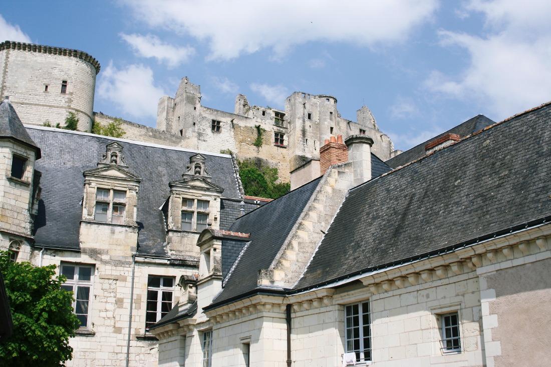 A Chinon, Val de Loire