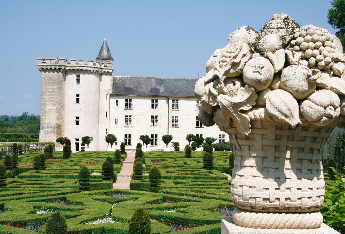 Château de Villandry, Val de Loire