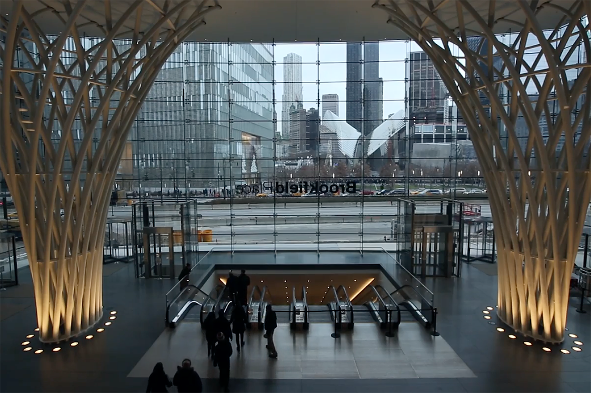 Brookfield Place. ©Damon Winter/The New York Times