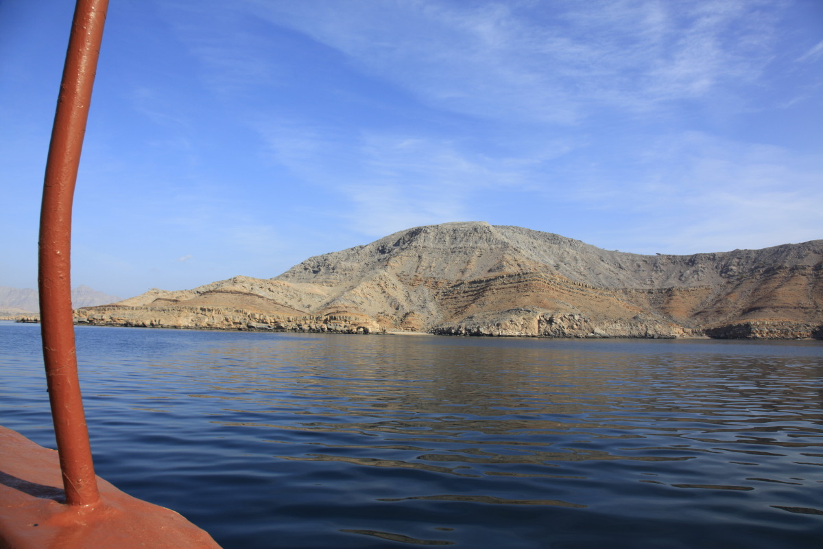 L'infinie majesté des fjords de Musandam