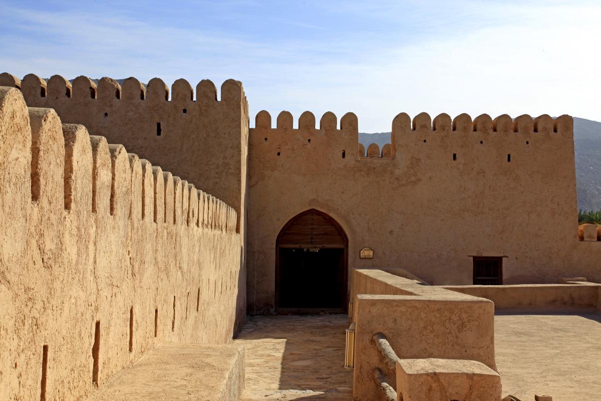Fort de Khasab
