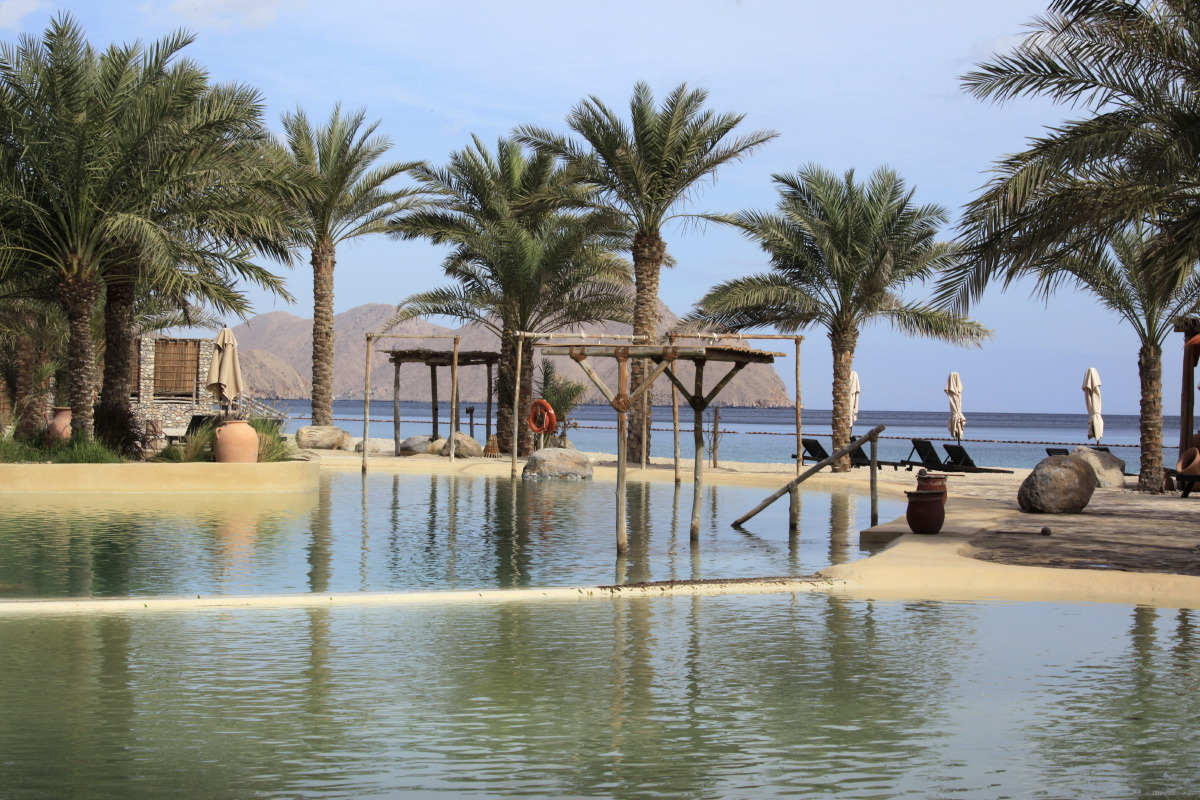 Spa Resort Six Senses, Zighy Bay