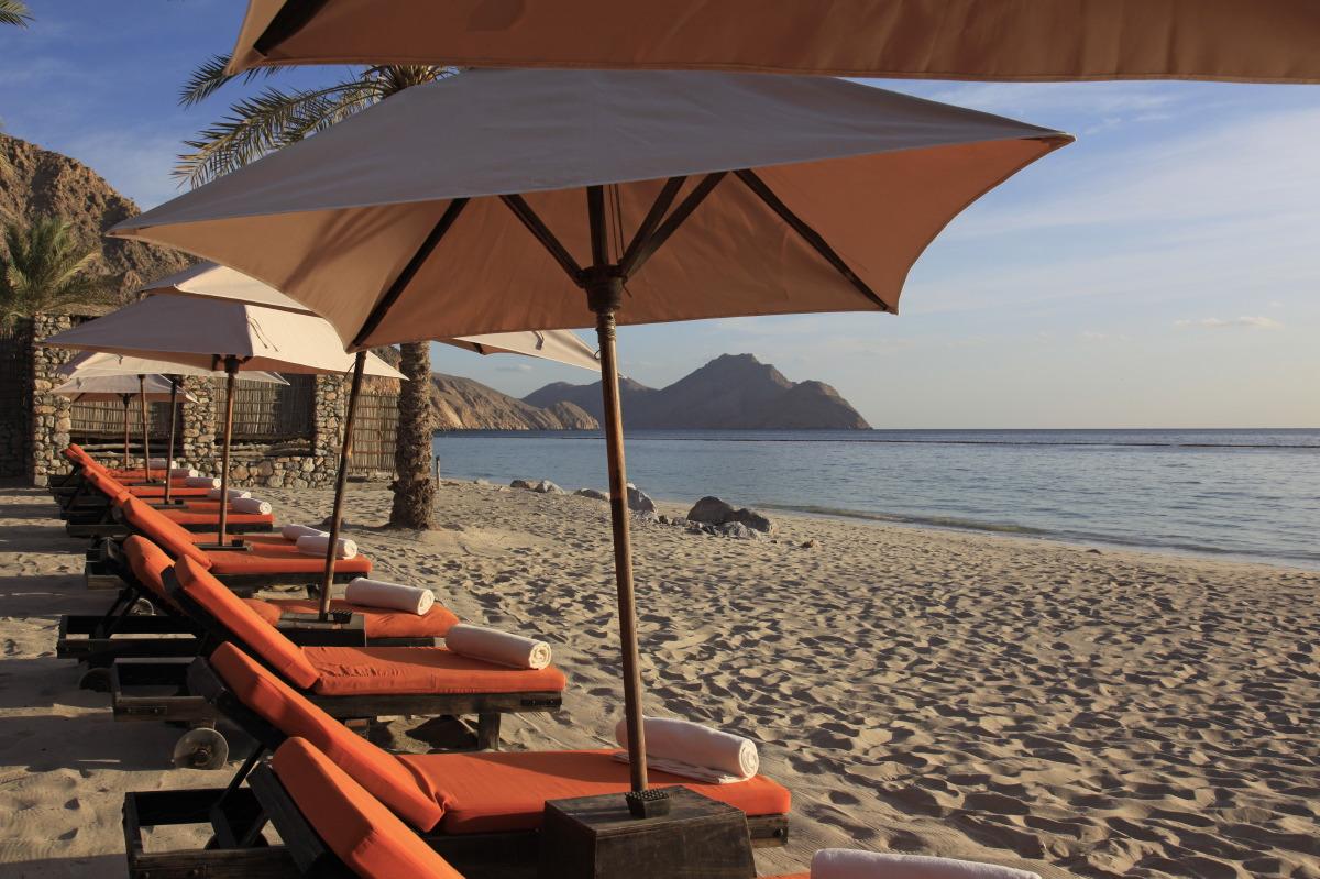Spa Resort Six Senses, Zighy Bay, Dibba