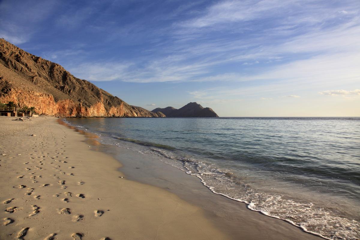 Au Spa Resort Six Senses, Zighy Bay, Dibba