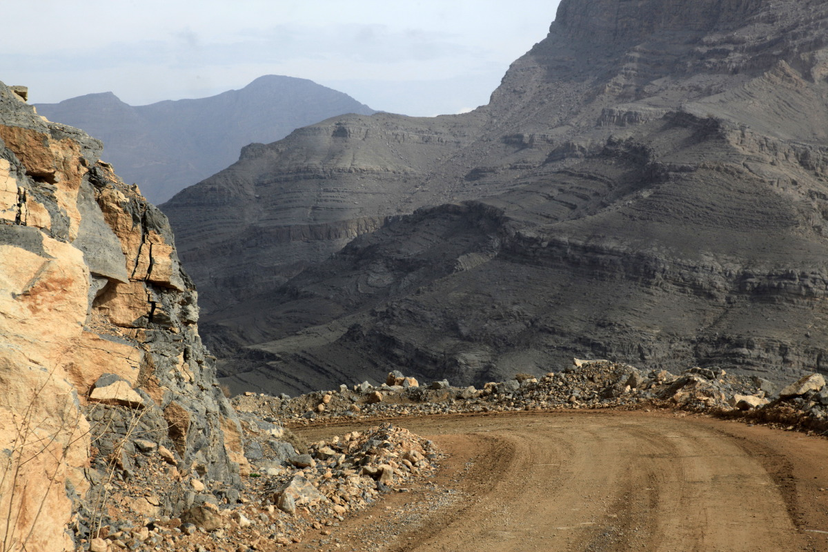 Safari dans les montagnes de pierre © S.D.