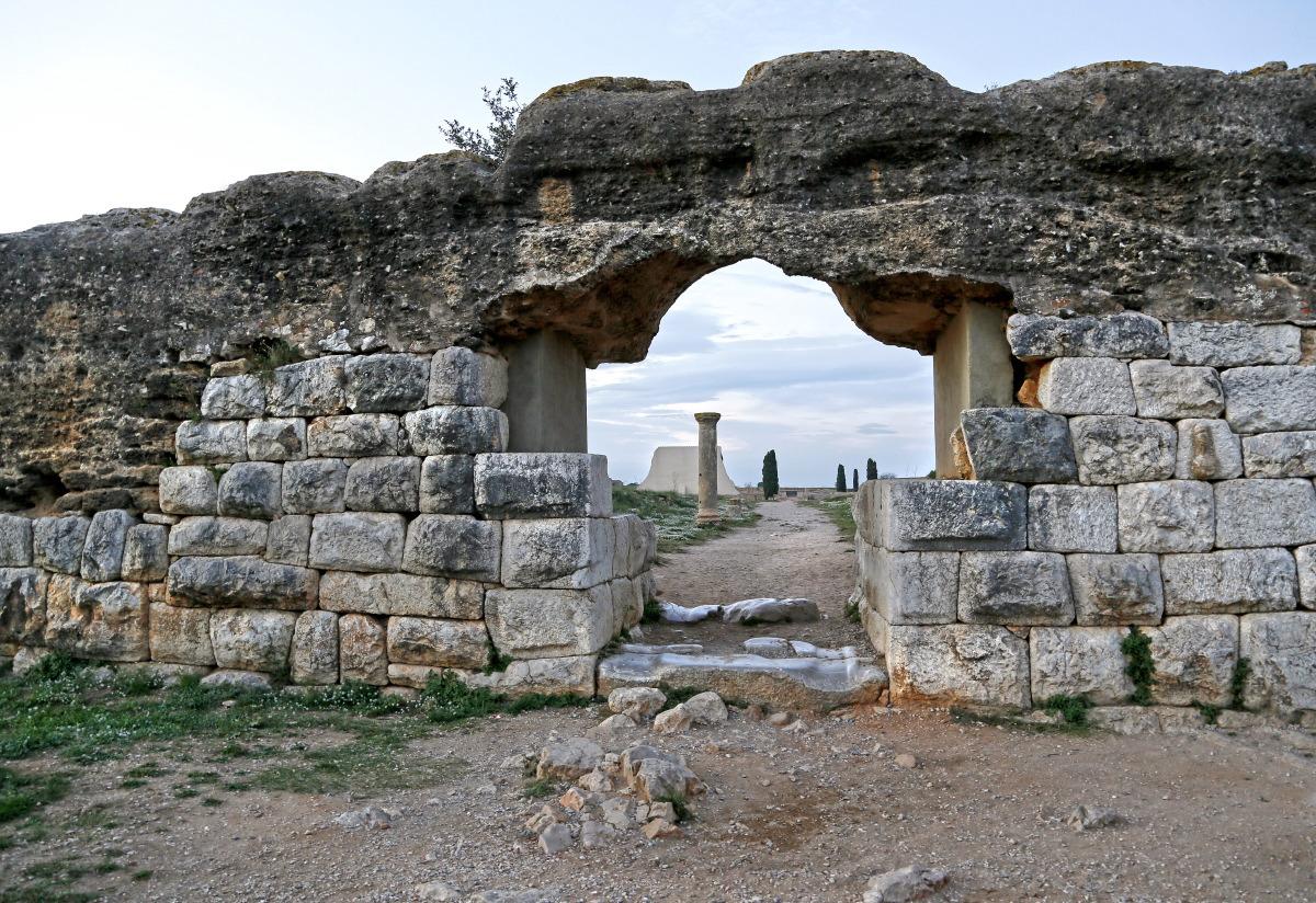 Unique, le site archéologique gréco-romain d'Ampurias