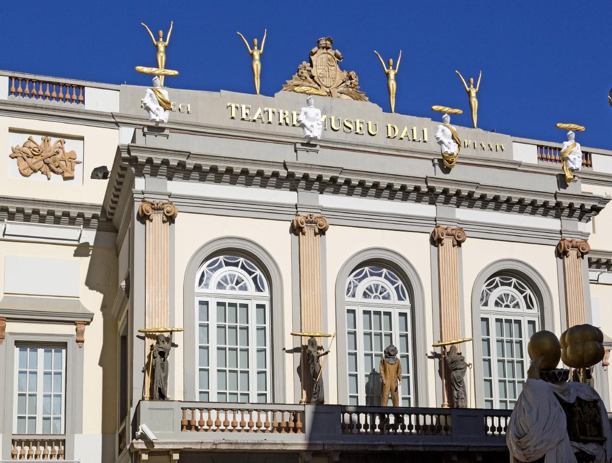 Le musée - théâtre de Salvador Dali à Figueras à voir et à revoir