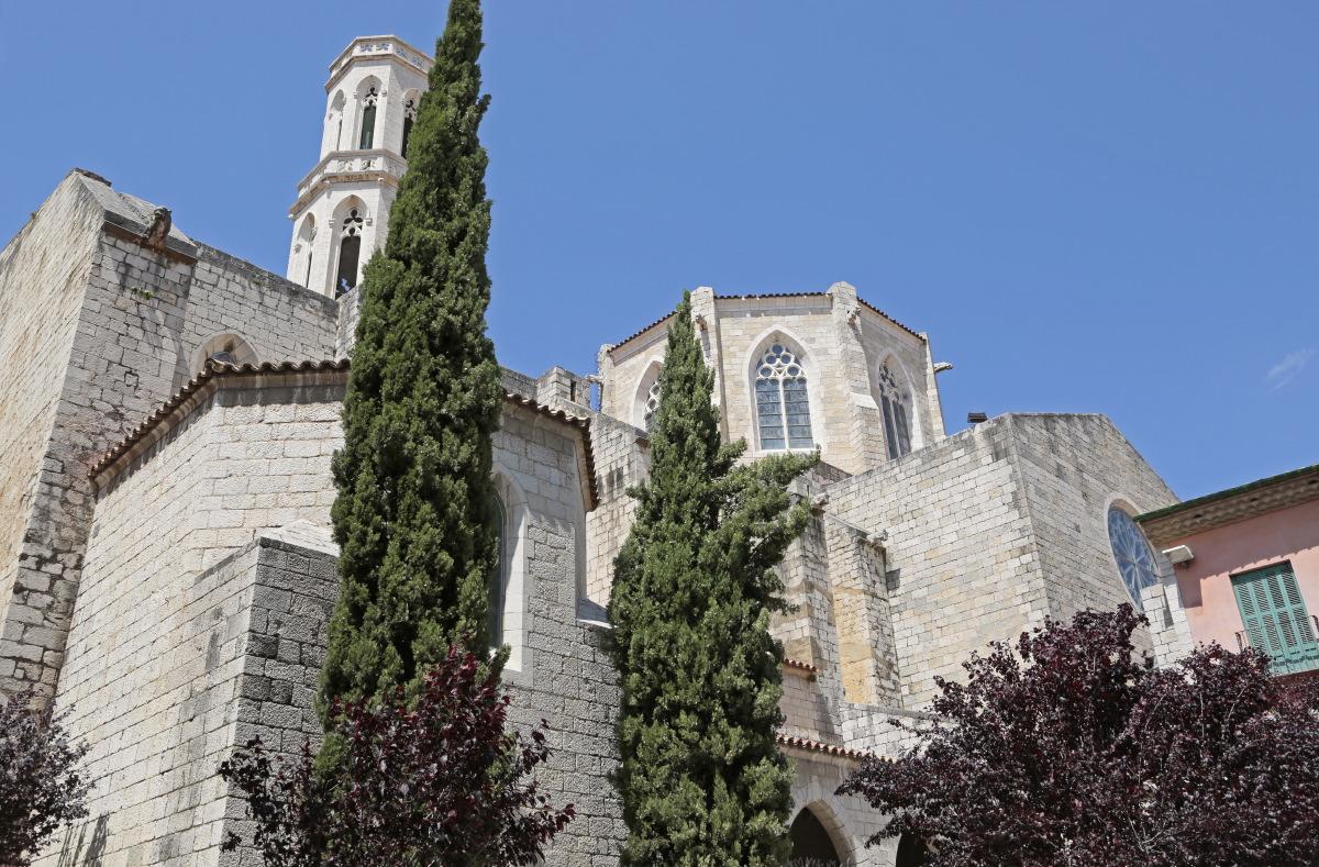 L'Église paroissiale Sant Pere de Figueras
