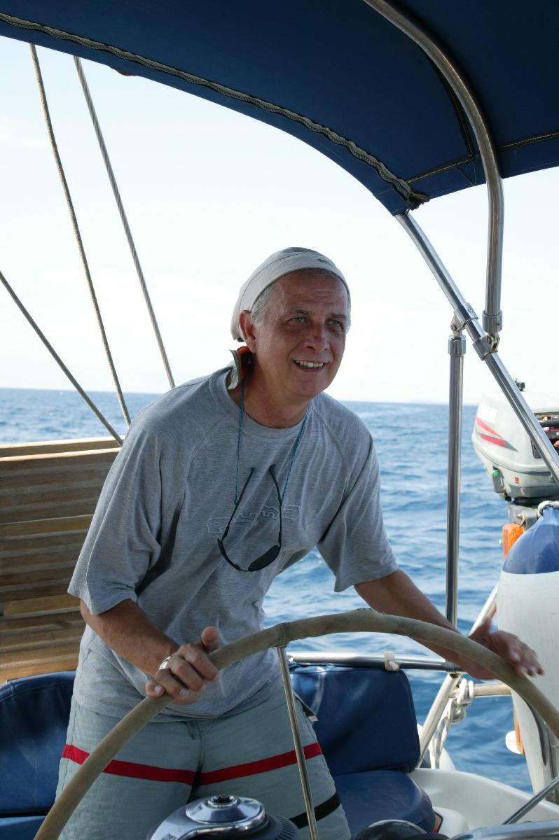 Croisière autour des iles grecques... © S. Dauwe