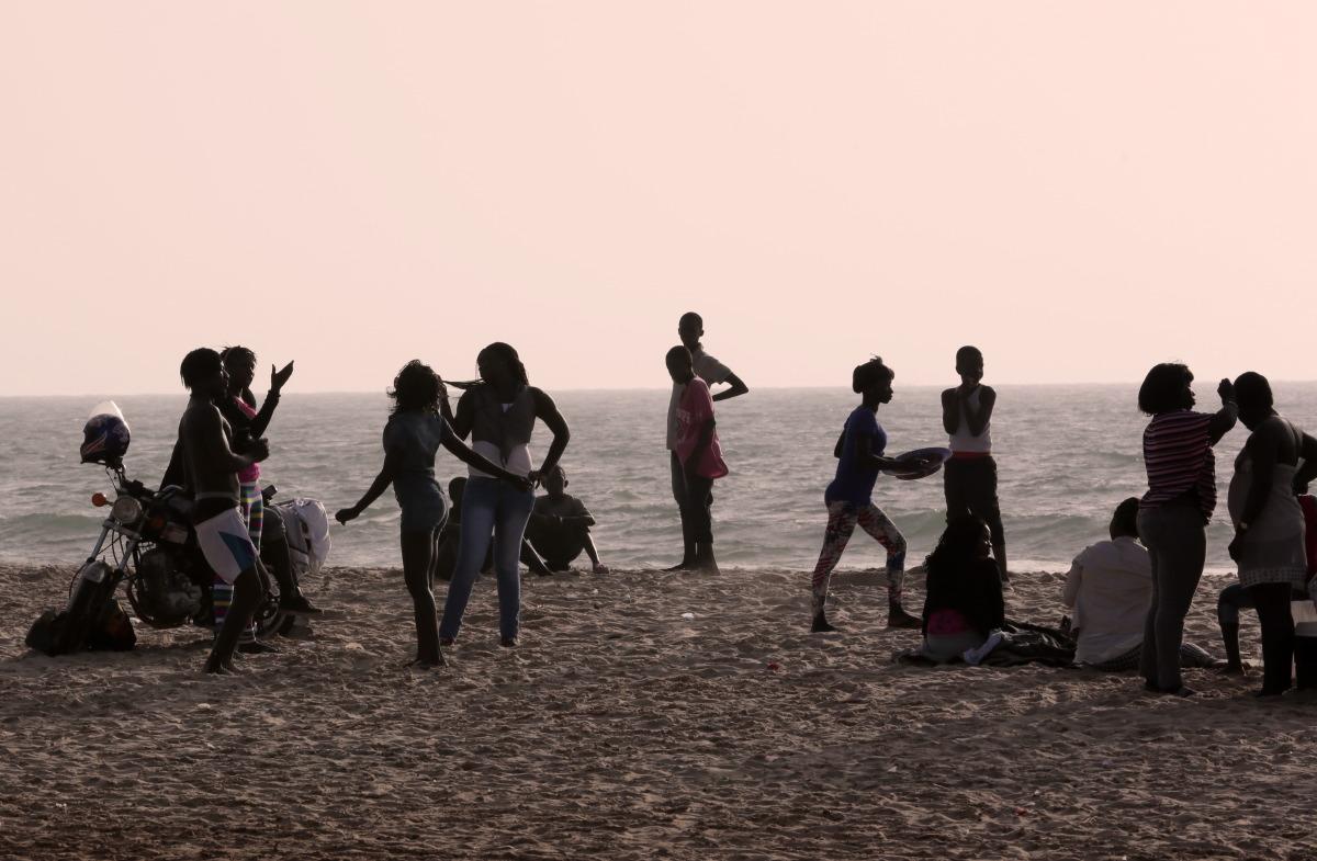 En Gambie, pas très loin de l'équateur... ©JJ Serol