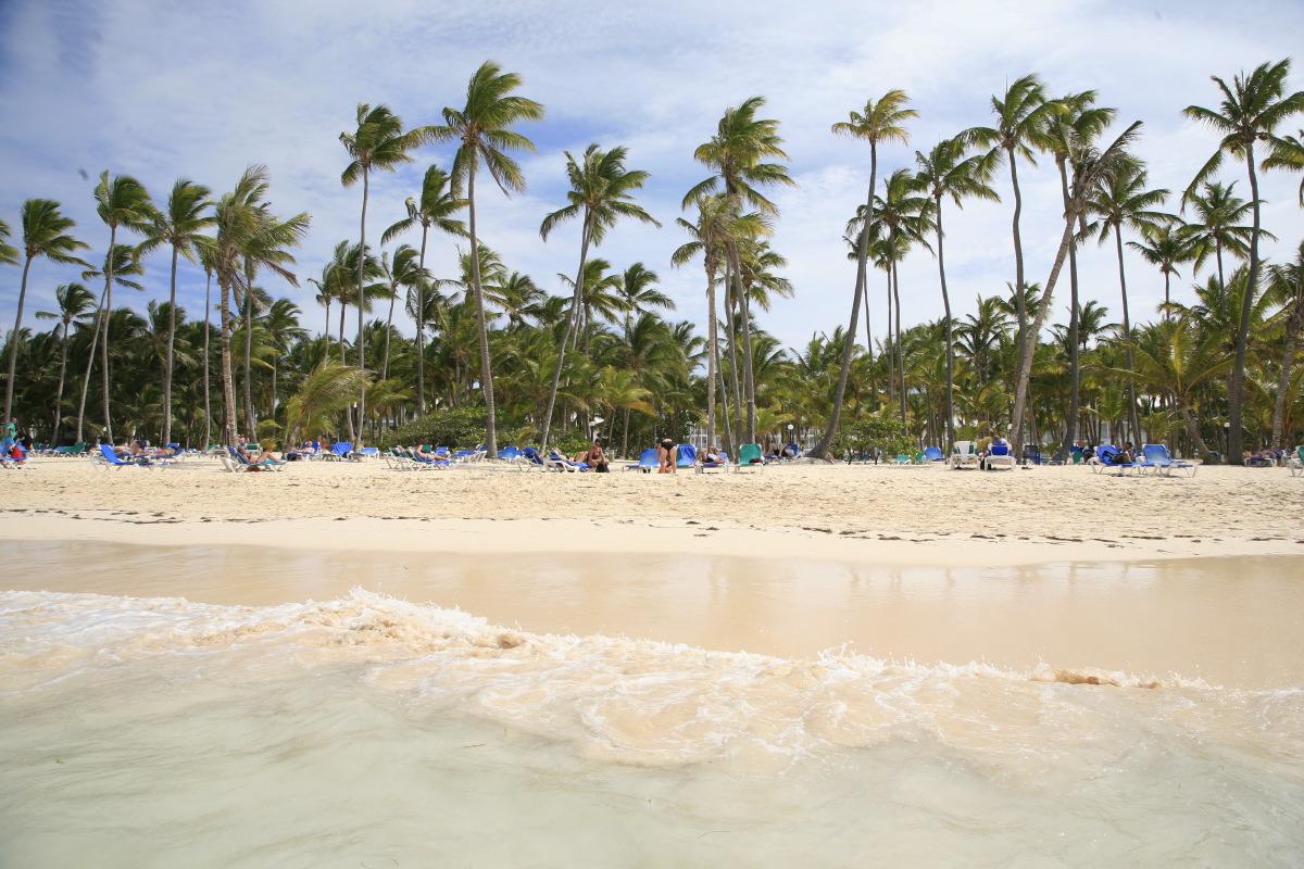 Plages idylliques de la République dominicaine