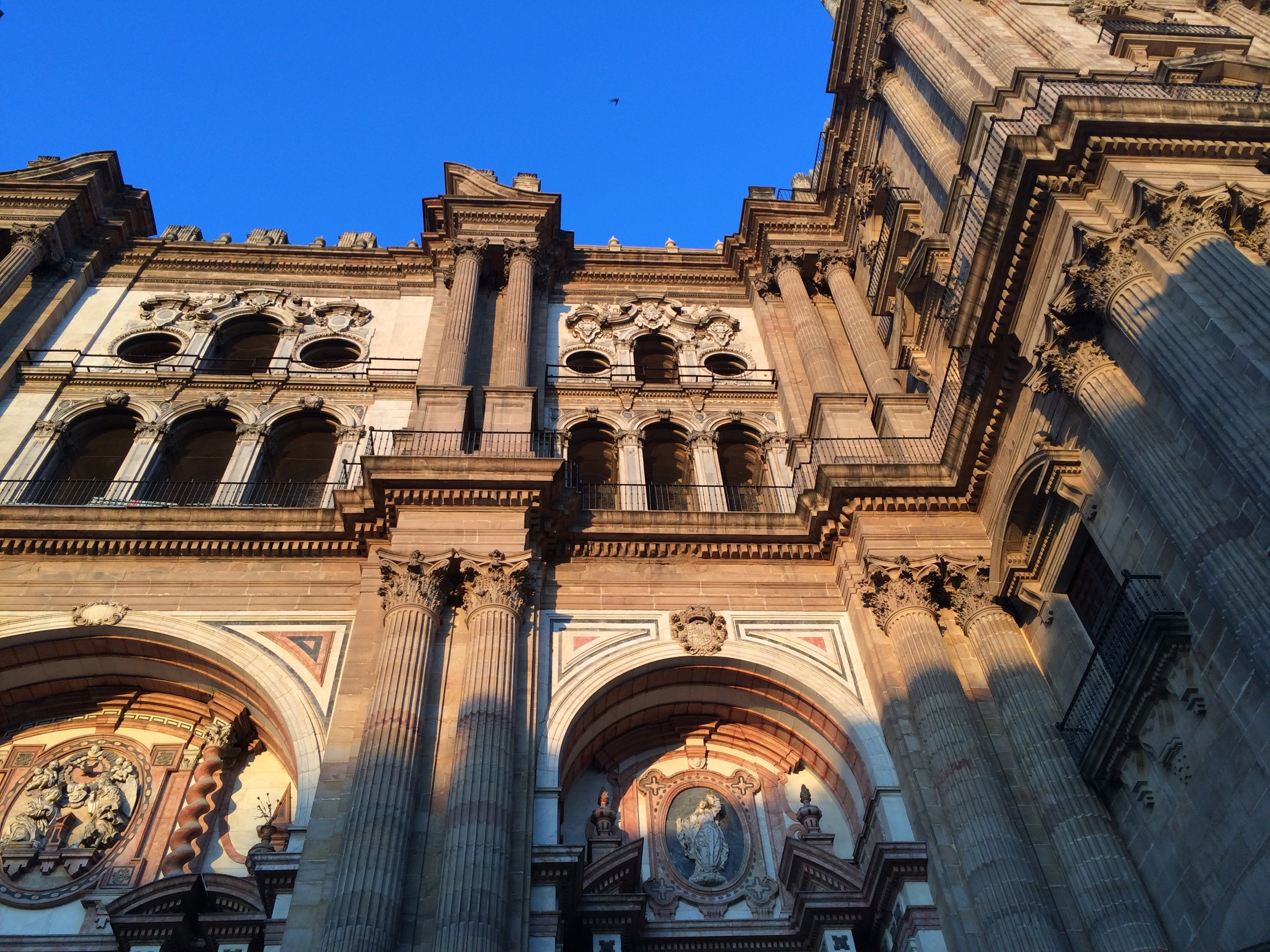 La fascinante cathédrale de Malaga