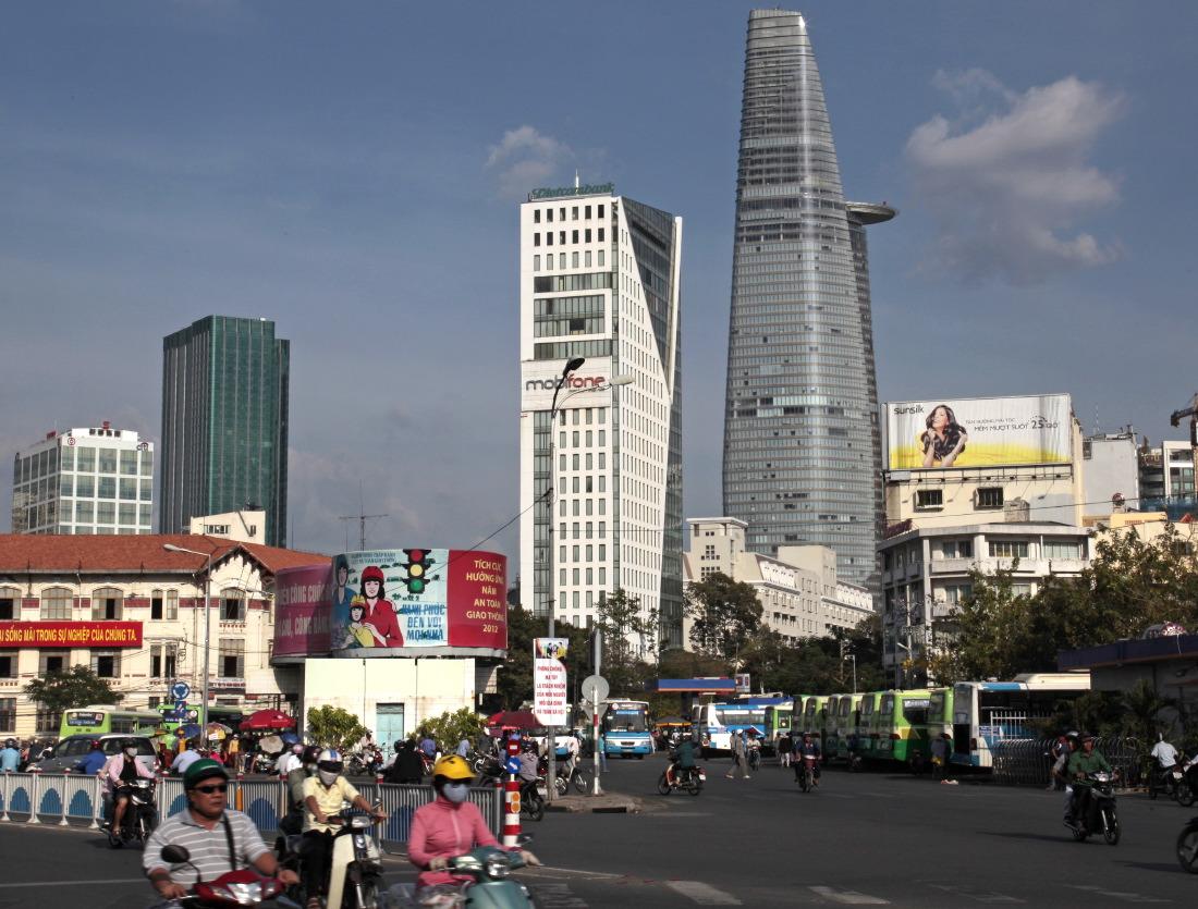 Ho-Chi-Minh-Ville, bienvenue dans le tumulte du district 1
