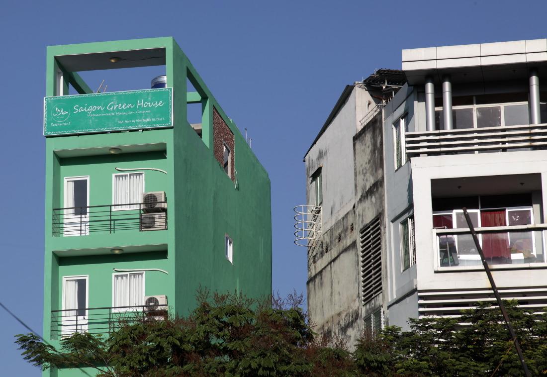 Architecture débridée et anarchique, HCMV