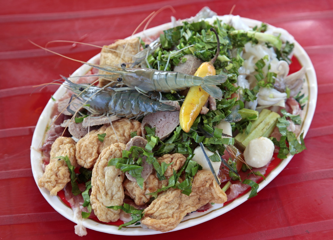 Spécialités culinaires du delta du Mékong
