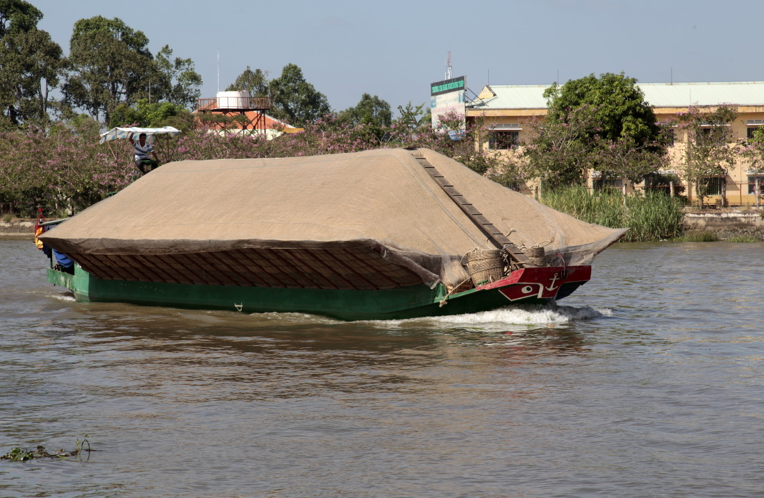 SaDec, transport de céréales: superbes