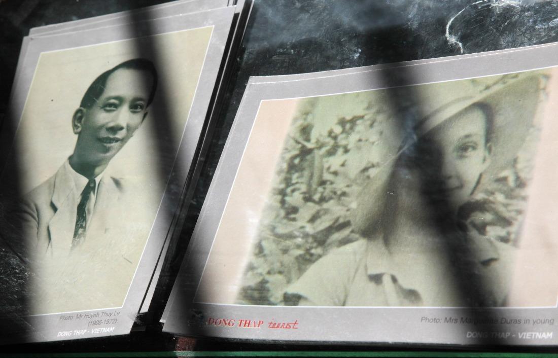 Marguerite Duras et son amant chinois