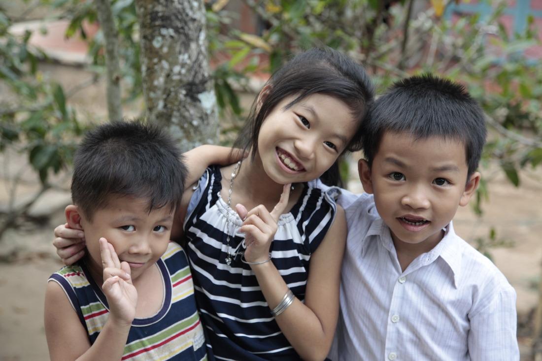 Enfants de Tân Phong
