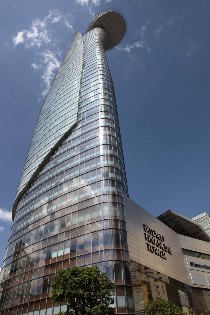 La stupéfiante Bitexo Financial tower