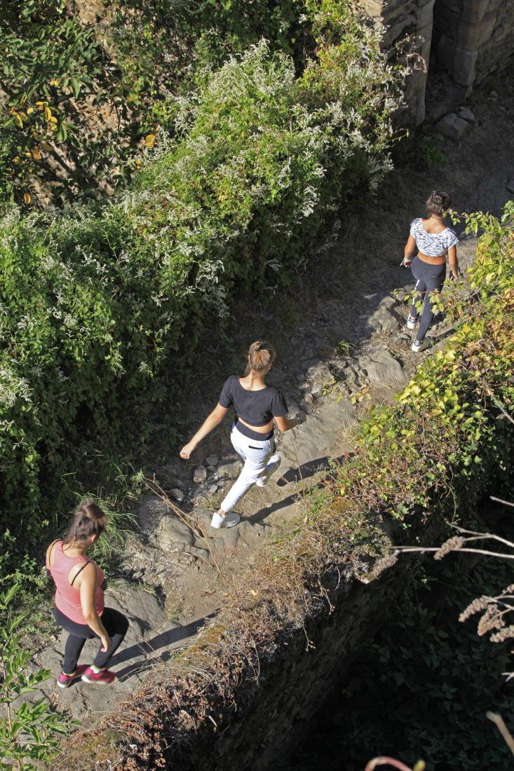 Rando dans les gorges de l'Aveyron au départ de Najac