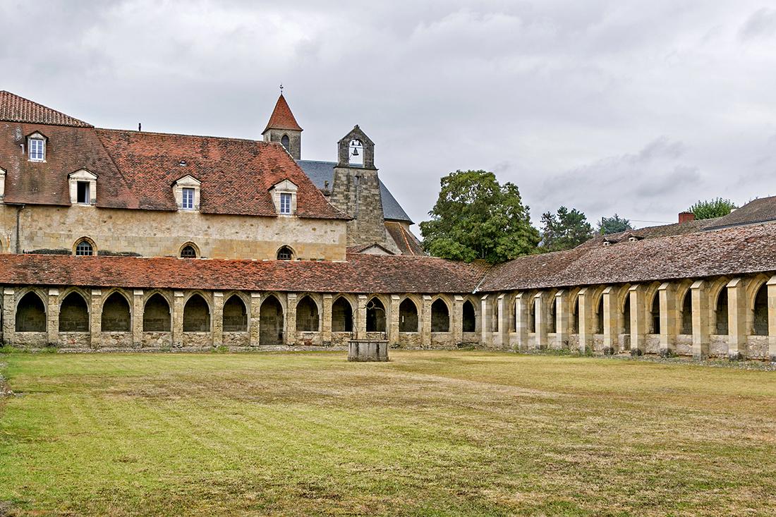 Chartreuse Saint-Sauveur à Villefranche de Rouergue