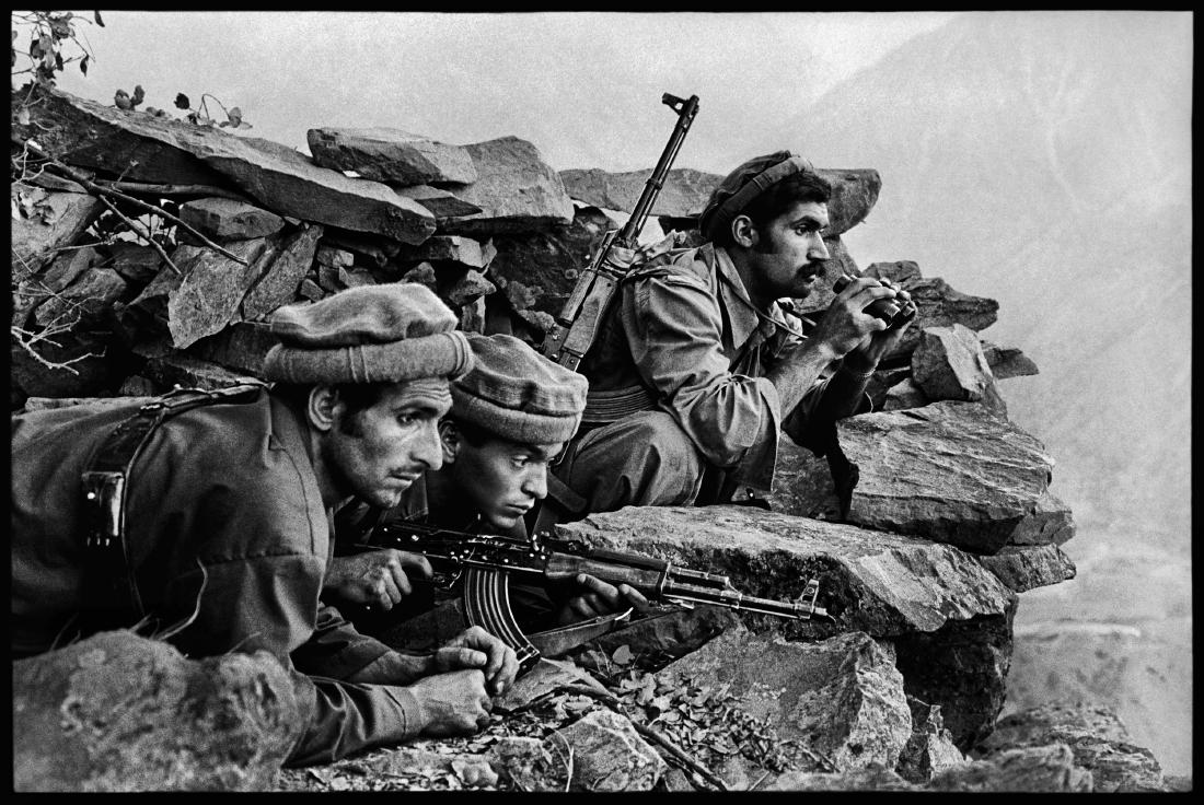 Nuristan, Afghanistan, 1979 - © Steve McCurry